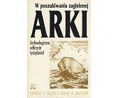 Szczegóły książki W POSZUKIWANIU ZAGINIONEJ ARKI