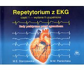 Szczegóły książki REPETYTORIUM Z EKG - CZĘŚĆ 1