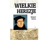 Szczegóły książki WIELKIE HEREZJE