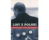 Szczegóły książki LIST Z POLSKI