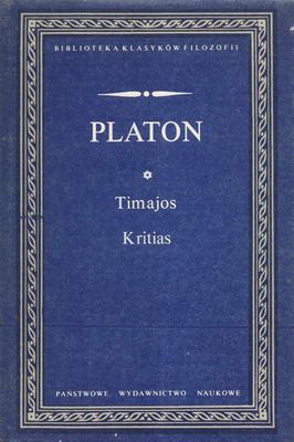 TIMAJOS, KRITIAS ALBO ATLANTYK