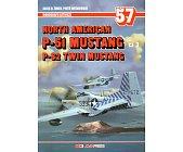 Szczegóły książki NORTH AMERICAN P-51 MUSTANG, P-82 TWIN MUSTANG - CZ. 3 - MONOGRAFIE LOTNICZE NR 57