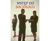 Szczegóły książki WSTĘP DO SOCJOLOGII