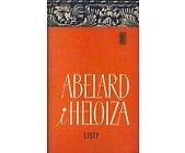 Szczegóły książki ABELARD I HELOIZA. LISTY