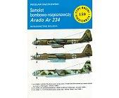 Szczegóły książki SAMOLOT BOMBOWO - ROZPOZNAWCZY ARADO AR 234