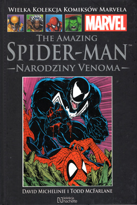 THE AMAZING SPIDER-MAN: NARODZINY VENOMA (MARVEL 5)