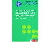 Szczegóły książki WSPÓŁCZESNY SŁOWNIK FRANCUSKO POLSKI, POLSKO FRANCUSKI