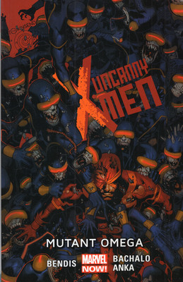 UNCANNY X-MEN. TOM 5. MUTANT OMEGA