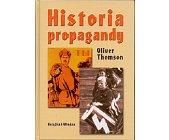 Szczegóły książki HISTORIA PROPAGANDY