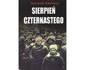 Szczegóły książki SIERPIEŃ CZTERNASTEGO - TOM 2