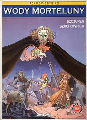 WODY MORTELUNY - SZCZURZA SZACHOWNICA