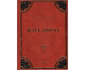 Szczegóły książki BALLADYNA