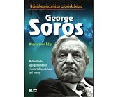 Szczegóły książki GEORGE SOROS. NAJNIEBEZPIECZNIEJSZY CZŁOWIEK ŚWIATA