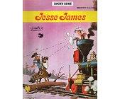 Szczegóły książki LUCKY LUKE - JESSE JAMES