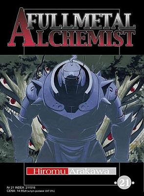 FULLMETAL ALCHEMIST - TOM 21
