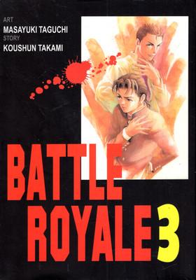 BATTLE ROYALE - TOM 3
