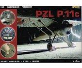Szczegóły książki PZL P.11C