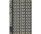Szczegóły książki GOLEM XIV