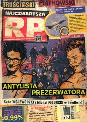 NAJCZWARTSZA RP - ANTYLISTA PREZERWATORA