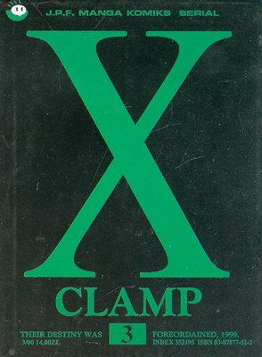 X CLAMP - TOM 3