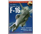Szczegóły książki LOCKHEEED MARTIN F-16