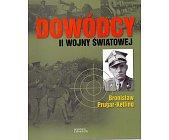 Szczegóły książki DOWÓDCY II WOJNY ŚWIATOWEJ. BRONISŁAW PRUGAR-KETLING