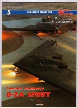 SAMOLOT BOJOWY B-2A SPIRIT
