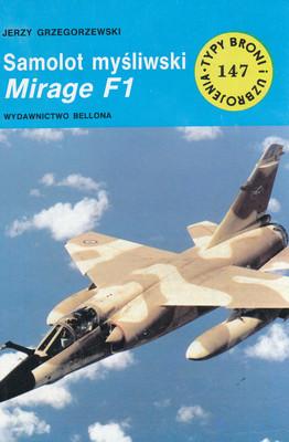 SAMOLOT MYŚLIWSKI MIRAGE F1 (147)