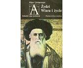 Szczegóły książki ŻYDZI - WIARA I ŻYCIE