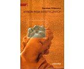 Szczegóły książki WYBÓR PISM ESTETYCZNYCH