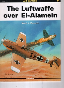 THE LUFTWAFFE OVER EL-ALAMEIN