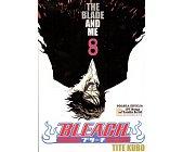 Szczegóły książki BLEACH - 8 - THE BLADE AND ME