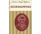 Szczegóły książki SIERAKOWSKI