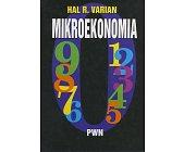 Szczegóły książki MIKROEKONOMIA