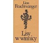 Szczegóły książki LISY W WINNICY - 2 TOMY
