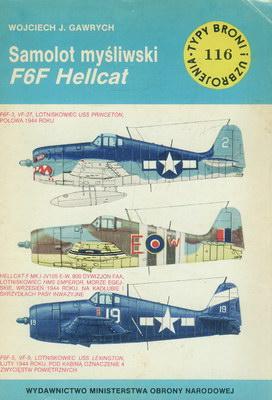 SAMOLOT MYŚLIWSKI F6F HELLCAT (116)