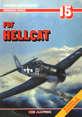 F6F HELLCAT - MONOGRAFIE LOTNICZE 15