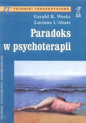 PARADOKS W PSYCHOTERAPII