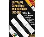 Szczegóły książki LUFTWAFFE CAMOUFLAGE AND MARKINGS 1933-1945. VOL. ONE AND TWO