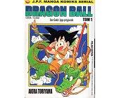 Szczegóły książki DRAGON BALL - TOM 1 - SON GOKU I JEGO PRZYJACIELE