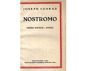 Szczegóły książki NOSTROMO - 2 TOMY