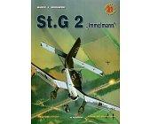 Szczegóły książki ST.G 2 IMMELMANN - MINIATURY LOTNICZE NR 21