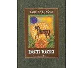 Szczegóły książki DOM KONI