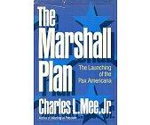 Szczegóły książki THE MARSHALL PLAN