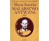 Szczegóły książki MALARSTWO ANTYCZNE