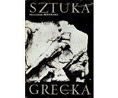 Szczegóły książki SZTUKA GRECKA IV WIEKU P. N. E.