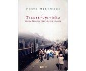 Szczegóły książki TRANSSYBERYJSKA