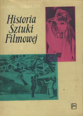 HISTORIA SZTUKI FILMOWEJ - 5 TOMÓW