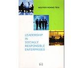 Szczegóły książki LEADERSHIP IN SOCIALLY RESPONSIBLE ENTERPRISES