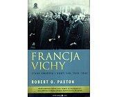 Szczegóły książki FRANCJA VICHY